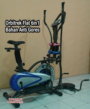Orbitrek Flat Twister 6in1 T-6017 AG