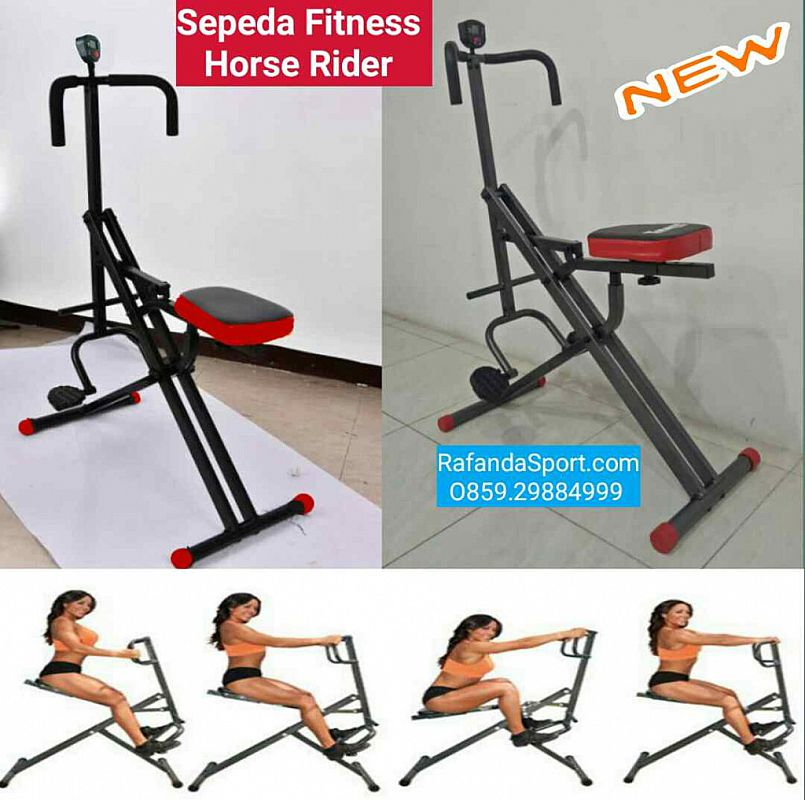TL-1100 Horse Rider (Sepeda Fitness)