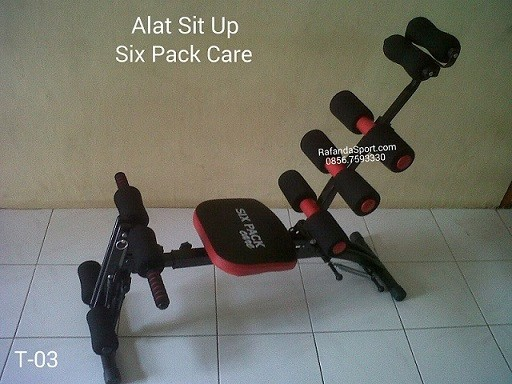 Alat Situp - Six Pack Care (Alat Olahraga Sit up)