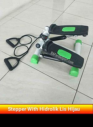 Stepper With Hidrolik - Alat Olahraga Stepper