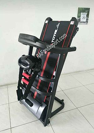 Treadmill Elektrik TL-618 Mesin 2Hp