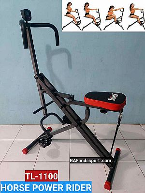 Horse Power Rider TL-1100 (Sepeda Fitness)